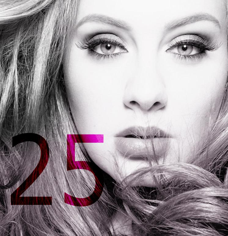 adele 25 album uk soulful singer 2015