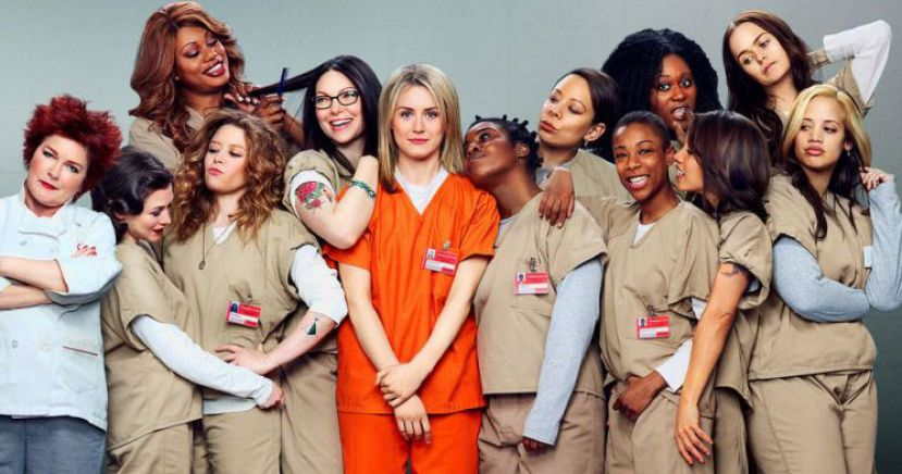 Orange Is The New Black Is My New Crack!!