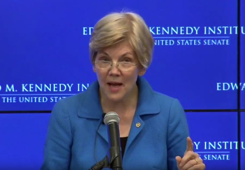 Sen. Elizabeth Warren Speaking Real Truth on Black Lives in America
