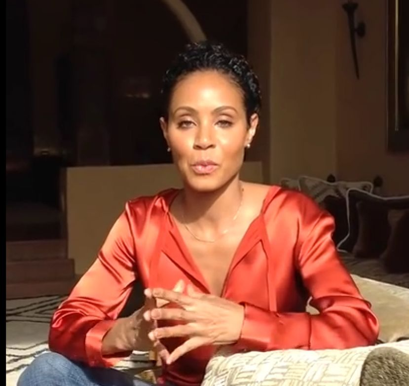 Jada Pinkett Smith Speaks on No African Americans Being Nominated for the Oscars