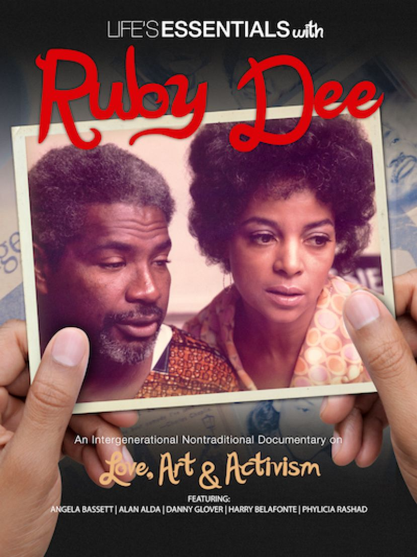 Life's Essentials with Ruby Dee' Appeared On Centric In Honor Of MLK Day